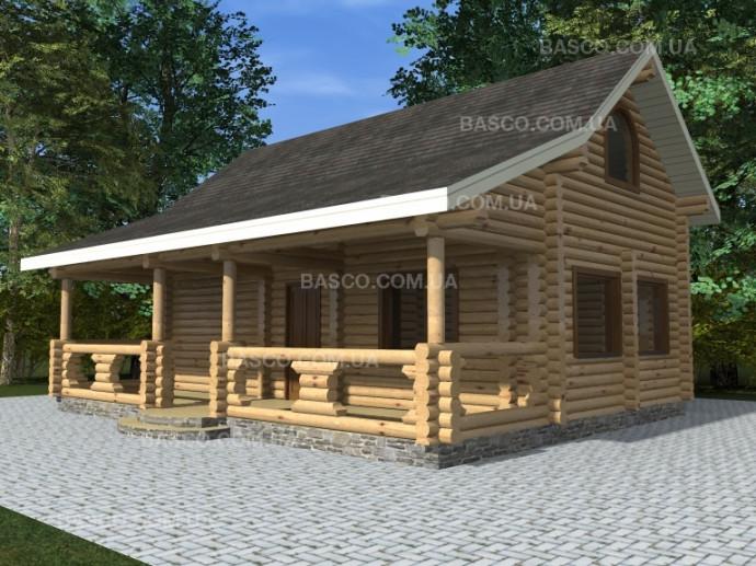 Дачный домик — «Ньютон»