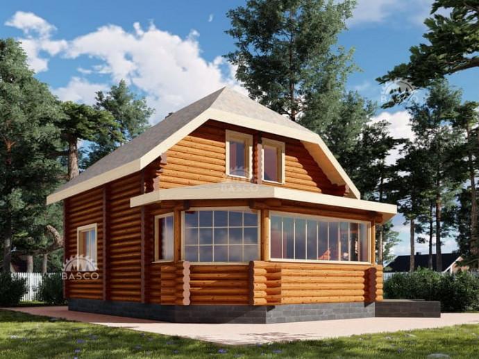 Дачный домик — «Анна»