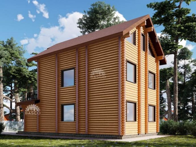 Деревянный дом «Авилан»