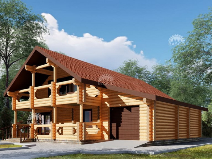 Проект дома «Богемия»