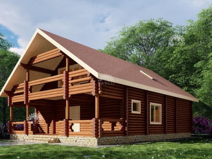 Загородный дом — «Дункан»
