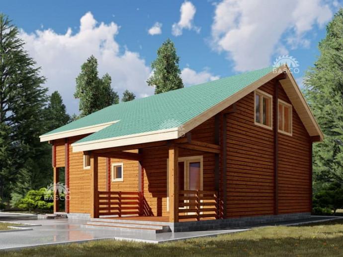 Индивидуальный дом — «Эмиус»