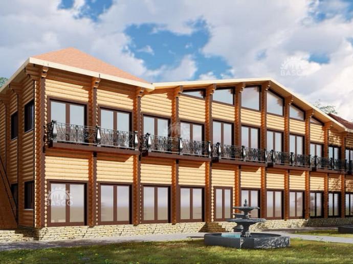 Роскошная гостиница — «Гурзуф»