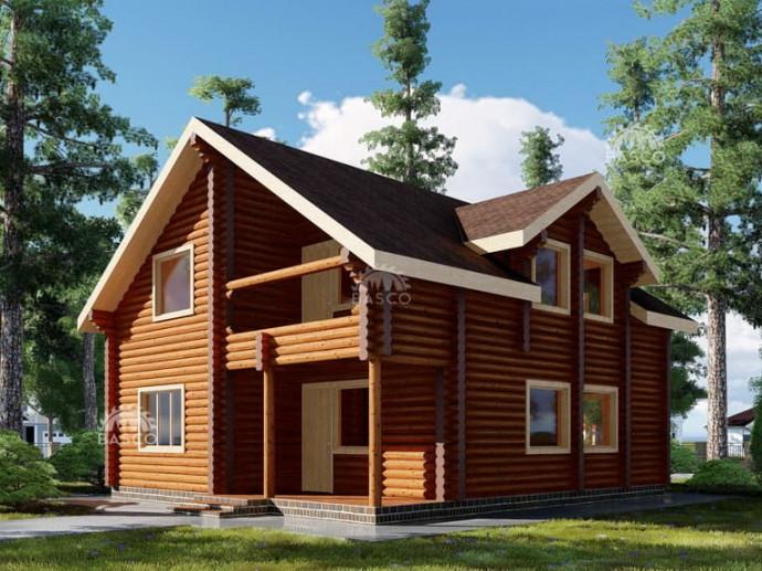 Проект дома — «Игнас»
