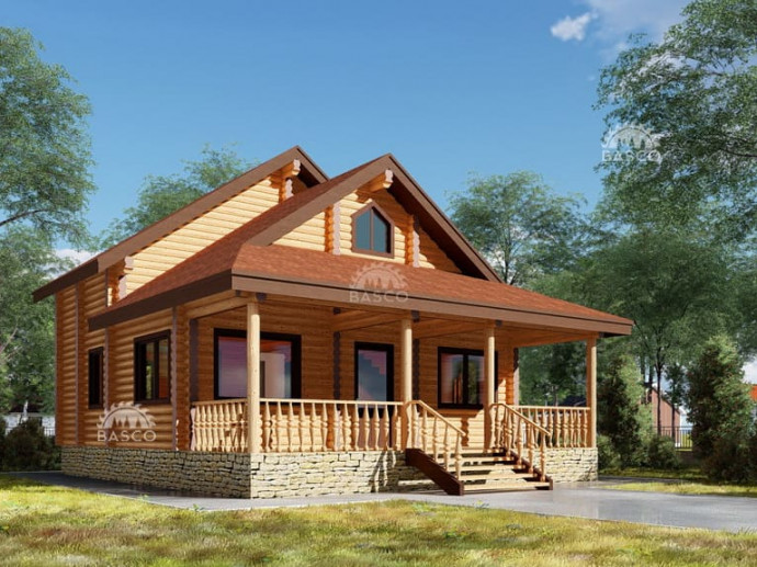 Красивый дом — «Кальмис3к»