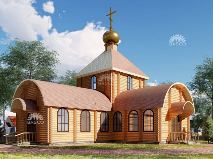 Проект «Храм Благовещения»