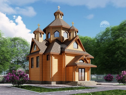 Проект «Храм Владимира Мономаха»