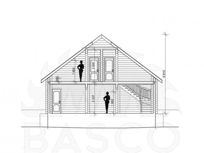Проект дома — «Коммелина»