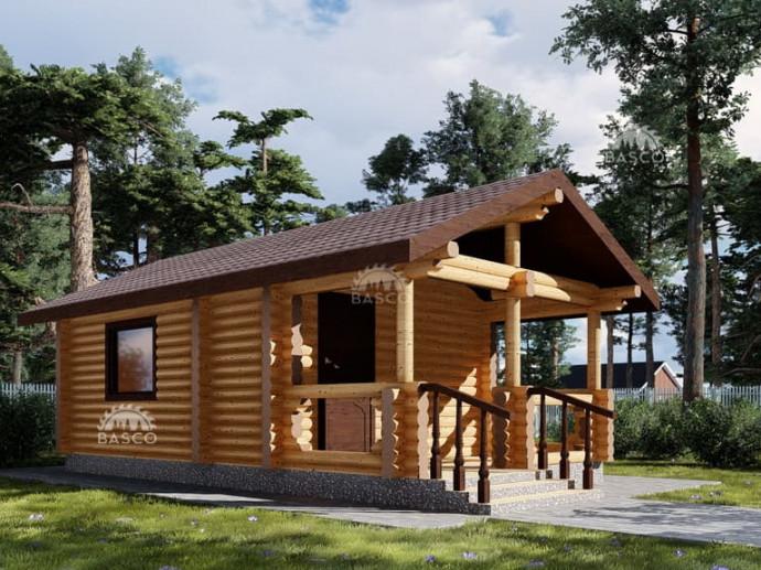 Одноэтажный офис — «Ларс»