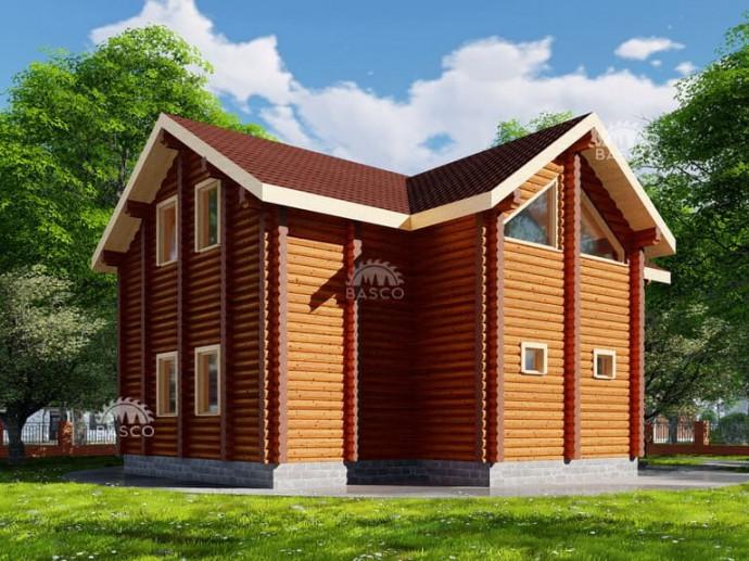 Загородный дом, коттедж — «Лавр»