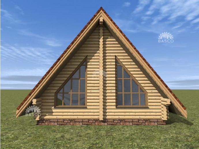 Одноэтажный дом — «Лекид1»