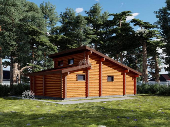 Проект дома — «Мирта»