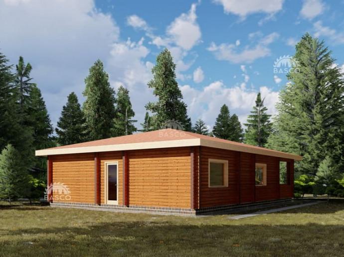 Проект дачных домиков — «Сеньор»