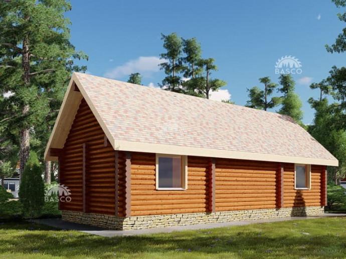 Дом дачный — «Шалфей»