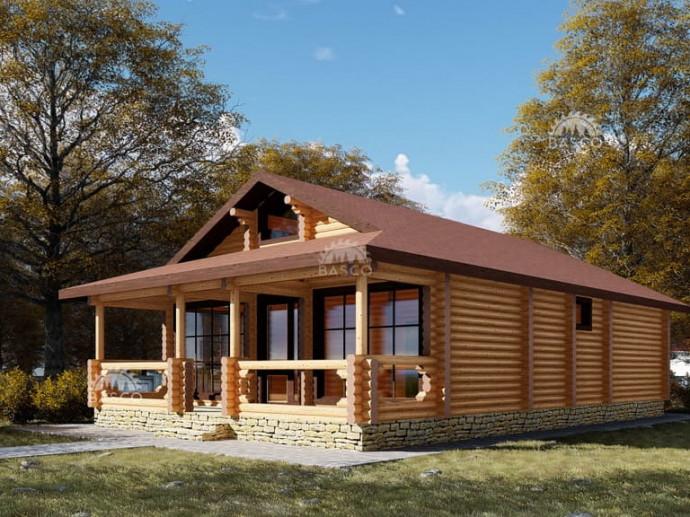Дача, гостевой дом — «Сосновый бор»