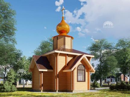 Проект «Свято-Троицкая церковь»