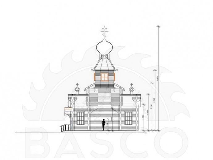 Проект «Церковь Рождества Пресвятой Богородицы»