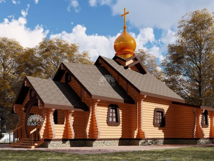 Проект «Церковь Святого Георгия Победоносца»