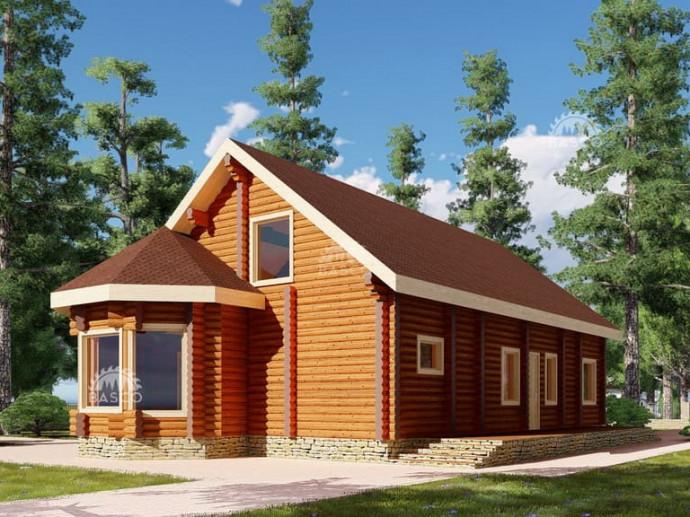 Проект частного дома — «Величава»