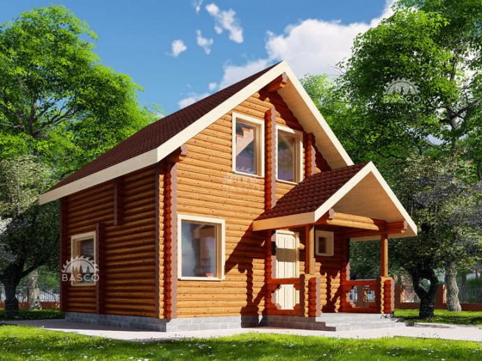 Дом с крыльцом — «Вермут»