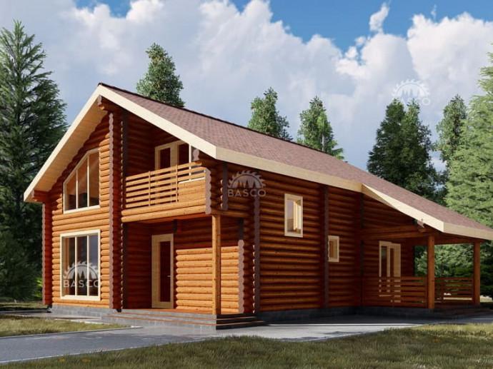 Проект дома — «Зуэна»